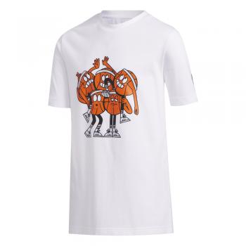 Camiseta ADIDAS Y SS STRIPE M