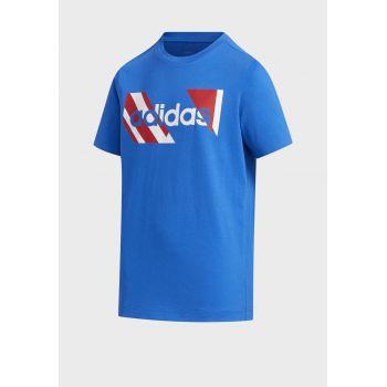 Camiseta ADIDAS YB Q2 T jr.